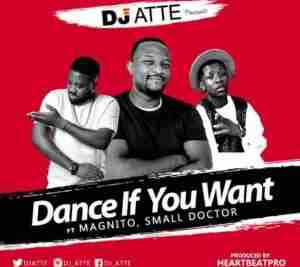 DJ Atte - Dance If You Want ft. Magnito, Small Doctor